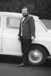 Julian Kałuża założyciel Plastrol