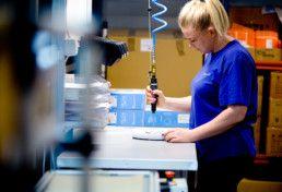 Produkcja elektrosprzętu